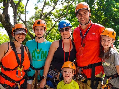 Roatan ziplining Excursion Reservations