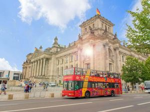 Warnemunde Hop On Hop Off City Sightseeing Bus Excursion in Berlin