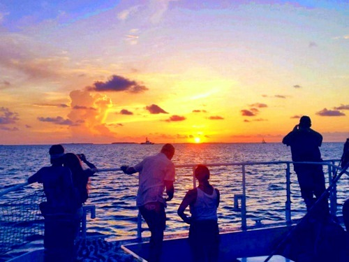Key West  Florida / USA sunset sailing Tour Reviews