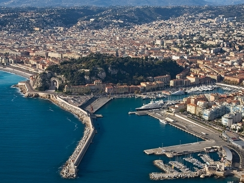 Monaco Promenade des Anglais Excursion Reservations