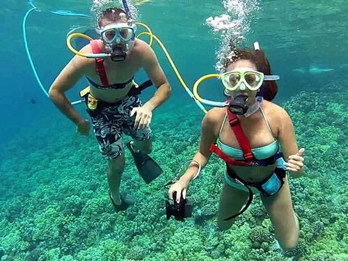 Cozumel  Mexico snorkeling Reservations