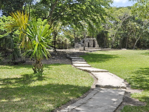 Cozumel Mexico Mayan Ruins and Beach Shore Excursion Tickets