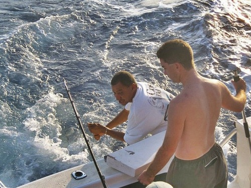Grand Cayman  Grand Cayman (George Town) half day charter Reservations