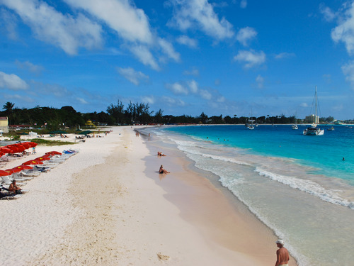 Barbados beach break Booking