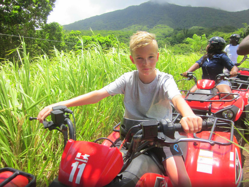 St. Kitts Basseterre ATV Shore Excursion Reservations