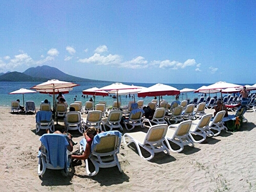 St. Kitts Basseterre beach break Tour Booking