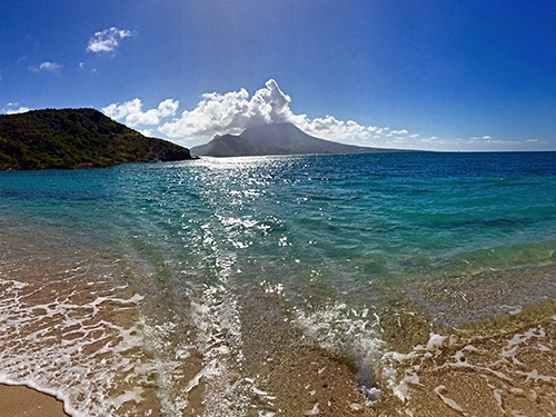 St. Kitts beach Trip Booking