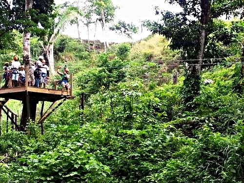 Belize atv and zip line Cruise Excursion Cost